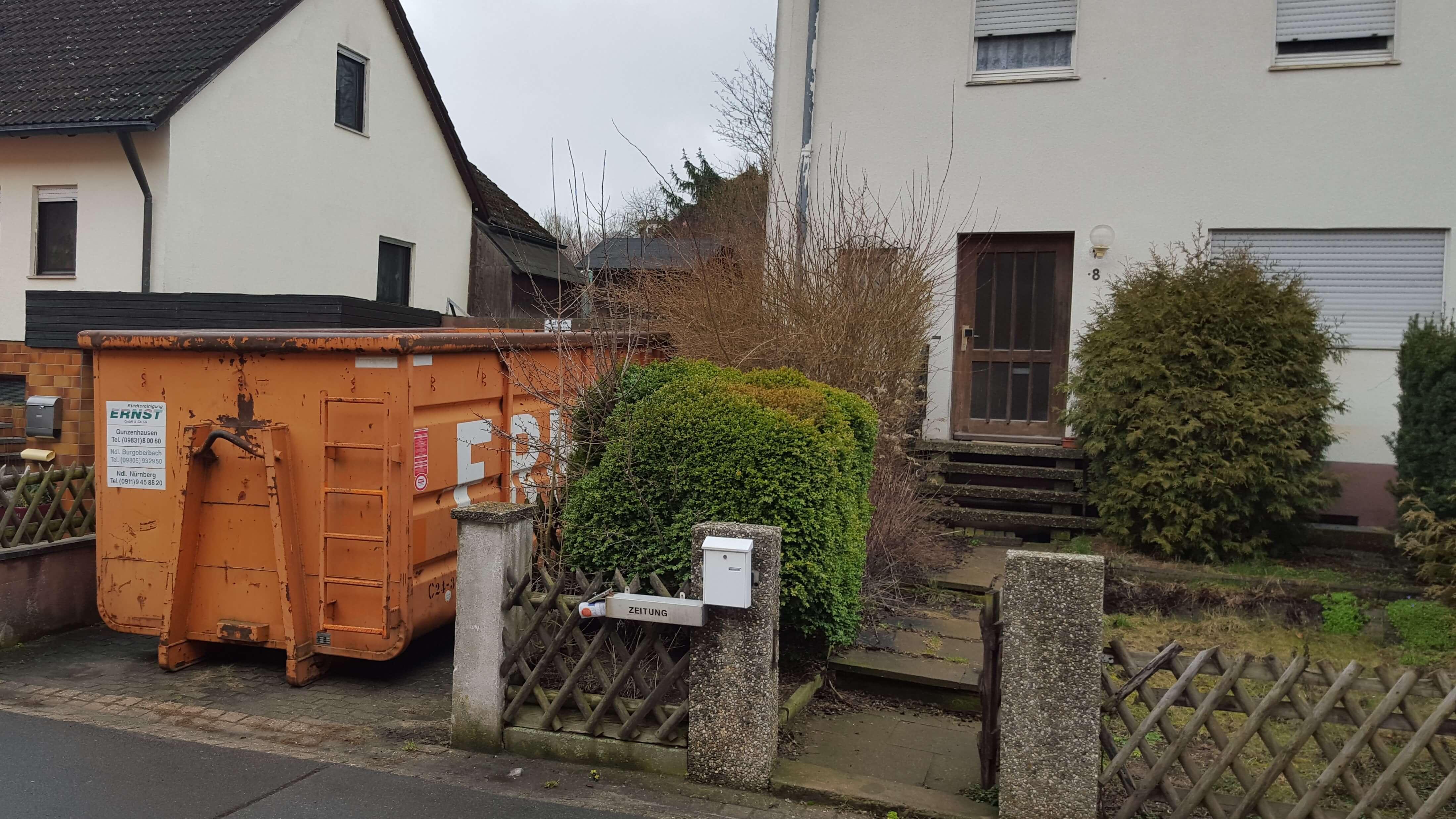 haus container